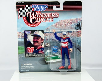 Starting Lineup Winners Circle Dale Jarrett #88 Nascar Action Figure