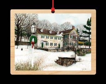 Poole Forge || Christmas Ornament