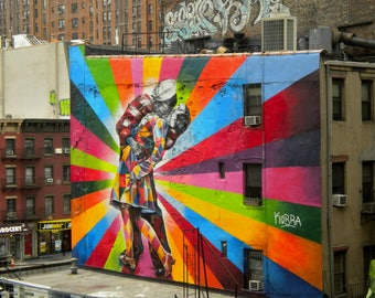 Digital Download Photography - New York City Street Art