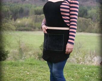 LK Leather apron