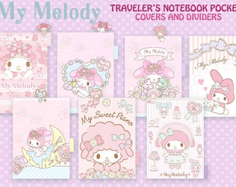 dividers for A6 planner