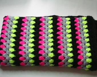 Handmade Crochet Baby blanket, Baby blanket, crib blanket, car seat blanket, pram blanket, stroller blanket, Baby gift, coming home blanket