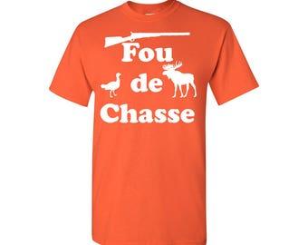 Tshirt - Crazy hunting