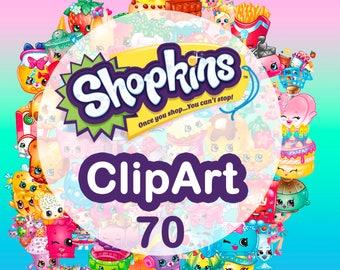 Shopkins 70 Clipart  -Digital-ClipArt-PNG-image-300 PPI- PNG Images-Digital Clip Art background-Pokemon Scrapbooking-Instant Digital