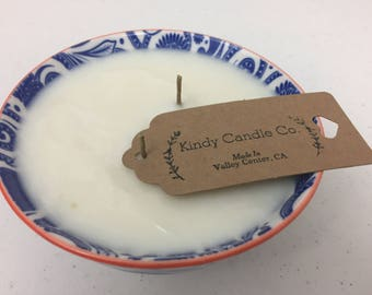 Vanilla Soy Bowl Candle