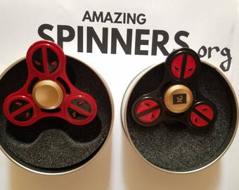 Hand Spinner Fidget toy bundle