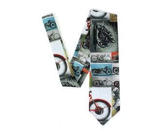 Motorcycle Rider Tie