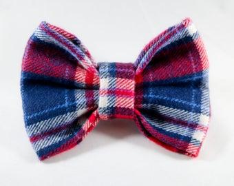 Cardinal // Dog  Bow Tie // Cat Bow Tie