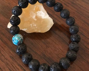 Ocean Lava Bracelet