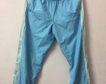 SALE ! Vintage 90s KAPPA sweatpants/trackpants and windbreaker jacket combo set nice design logo Kappa