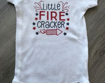 Fourth of July Baby shirt/outfit