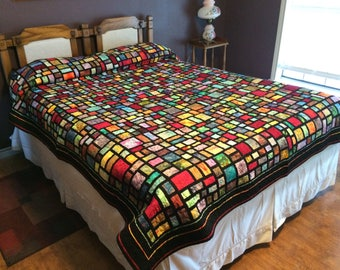 Queen/ double/ full quilt