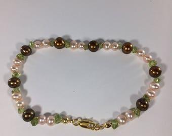SALE 30% , Peridot Bracelet, Peridot  Gemstone Bracelet , gemstone Bracelet , Birthstone Bracelet  ,     Birthstone bracelet