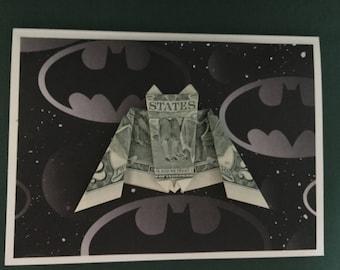 Origami Bat(man)