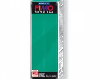 Fimo Professional 350 g pure green 8001.500 - polymer clay