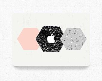 Geometric Macbook Skin Sticker Decal