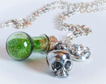 Witch's Brew Necklace