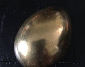 Limoges Porcelain Golden Egg