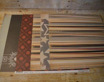 12x12 Scrapbook Paper