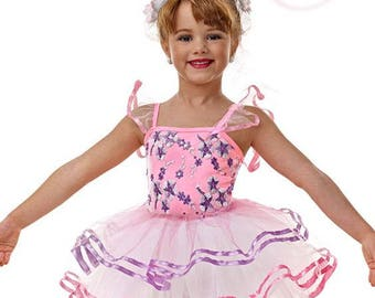 Fairy Lullaby Tutu Costume- Extra Small