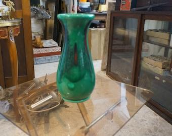 Ceramic vase signed c.c.perpignan
