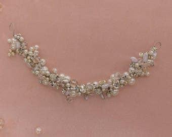 Bridal headpiece - Grace - Headpieces