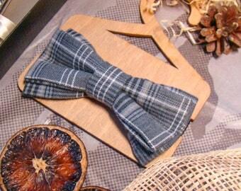 Bow Tie   Bowtie   Gray   Dark grey color