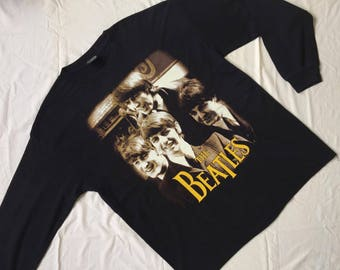 Free Ship The Beatles Long Sleeve T Shirt.