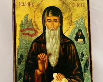Icon of Saint Ivan Rilski