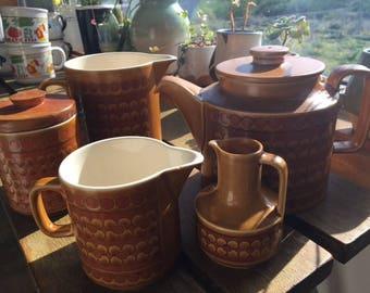 Hornsea Tea Set