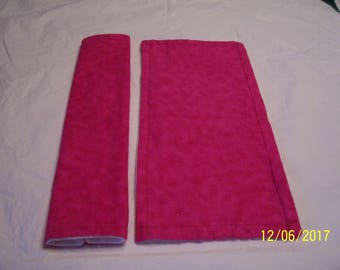 Reversible Seat Belt Covers by ND Krazy Krafts