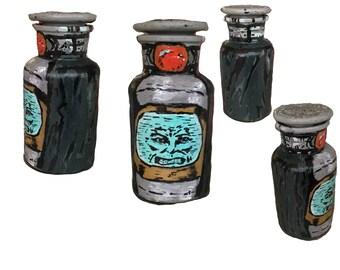 Arnim Zola Bottle
