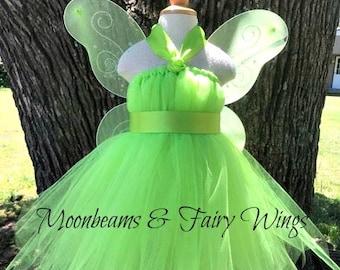 Green Fairy Tutu,Green Fairy Costume,Green Fairy Wings,Green Fairy Tutu,Green Fairy Halloween Costume,Fairy Costume,Fairy Tutu,Fairy,Fairy
