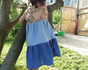 Bohemian girl 5 dress. 6 years