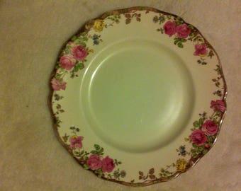 Royal Doulton Plate English D:6071