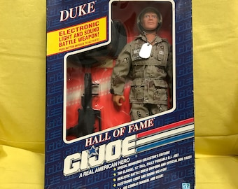 G.I. JOE Duke Action Figure 1991