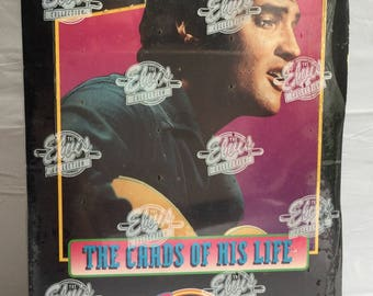 Elvis Presley The Cards of His Life Series One 1992
