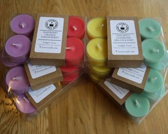 Tea Light Treats - Soy Wax Candles