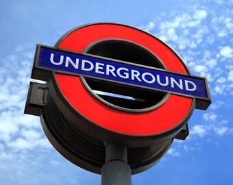 Beautiful small photo on the theme of London.