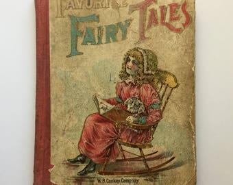 Favorite Fairy Tales 1890