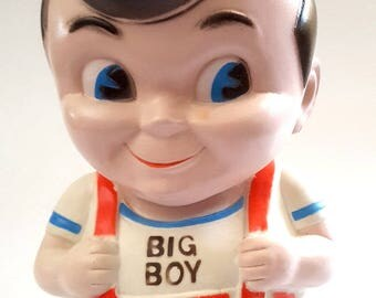 "Big Boy ""CHUBBY"" Bank"