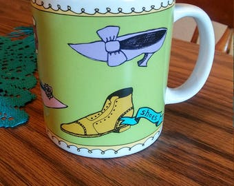 Favorites by  Ursula Dodge coffee mug
