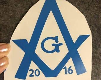 Masonic Emblem