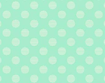 170148 Aqua Dot, Hello Jane by Allison Harris Collection