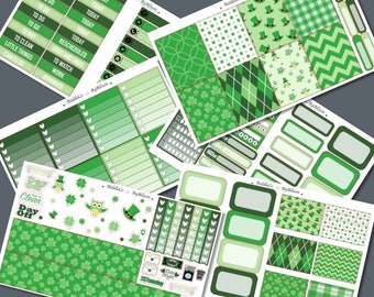 Vertical - Green Irish