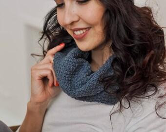Infinity scarf Knit scarf Women scarf Knit infinity scarf Cowl scarf Women circle scarf Circle cowl scarf Warm circle scarf Warm scarf
