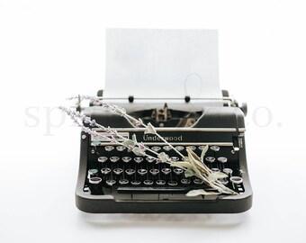 Typewriter Styled Stock Photography Lavender Styled Stock Photo Social Media Styled Stock Photo Business Styled Stock Photo Mockup - 0005