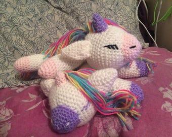 Sleepy Unicorn
