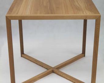Square kitchen table