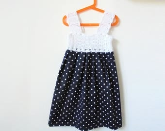 handmade little girl dress